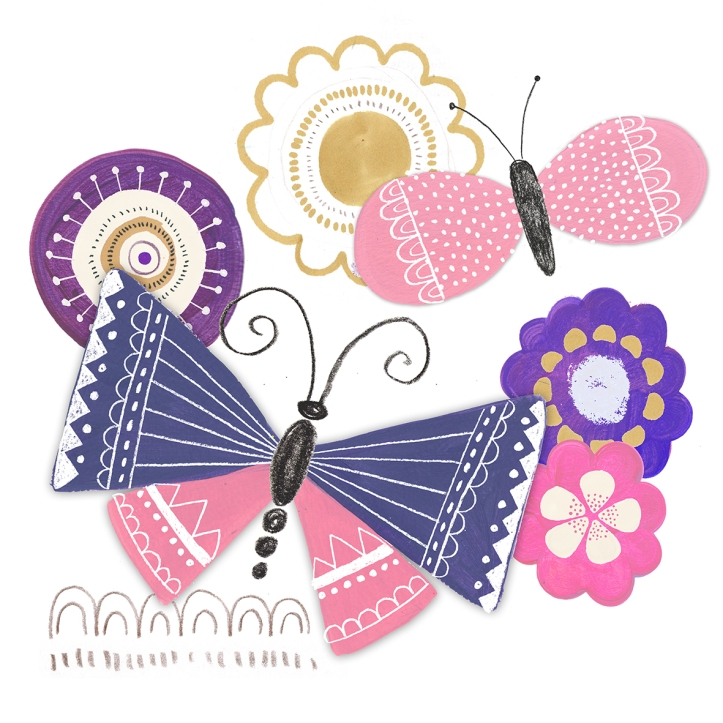 butterflygraphic